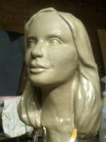 Odette sculpt ready for casting by TimBakerFX