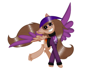 .:COMMISSION:. Cocopuff by written145