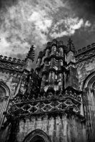Batalha Castle Portugal by jacku157