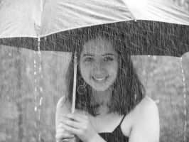 smile, its raining by PhotoGraphY31