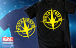 Guardians of the Galaxy Nova Corps Tee by PixelKitties