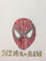 Spider-Man by nintendolover2010