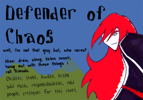 First Impressions by Defender-of-Chaos