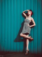 Nataly Y. (Pin-up test ) by cbyn