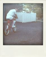 90s: bike. by hannarb