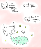 Cat's Story #5: Going on a Trip by beyourpet