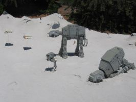 AT-ATs by KZN02