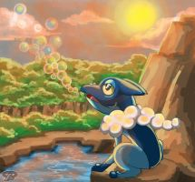 FROGADIER by IqbalPutra