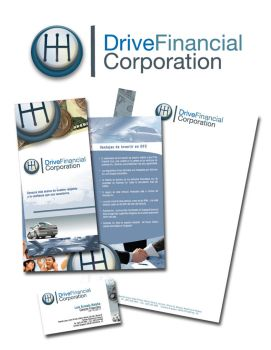 drive financial corporation by R7design