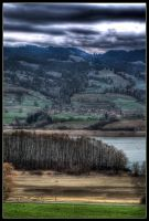 HDR Lac-de-Gruyeres 6 by sandpiper6