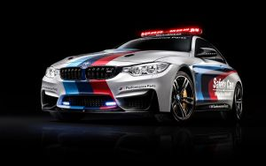 2014 BMW M4 Coupe MotoGP Safety Car by ThexRealxBanks
