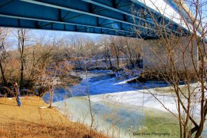 Water Under the Bridge by GlassHouse-1