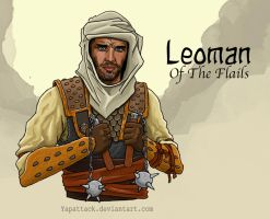Leoman: Of The Flails by YapAttack