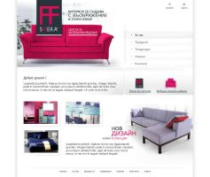 sffera furniture site by kpucu
