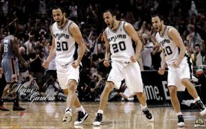 Manu Ginobili Wallpaper by lisong24kobe