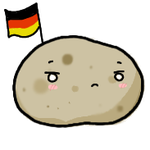 Hetalia LOL Icons - Potato Germany by HetaliaIcons