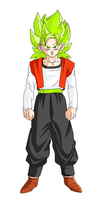 SSJ Doru Color by Moffett1990
