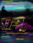 I Will Be There (PG 2) by GoldenGriffiness