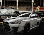 Lancer EVO Military WTB11 by MurilloDesign