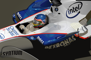 Villeneuve - Sauber BMW by LyriquidPerfection
