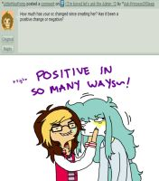 Admin Q: Positive or negative change? by Ask-PrincessOfSleep