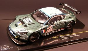 Aston Martin DBR9 in 1/43 scale by Firehawk73-2012