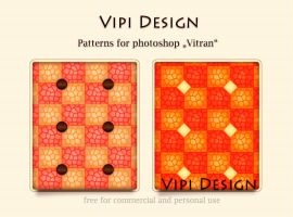 Patterns - Vitran by elixa-geg