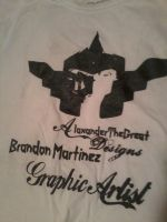 My First Screen Print Shirt by BCMmultimedia