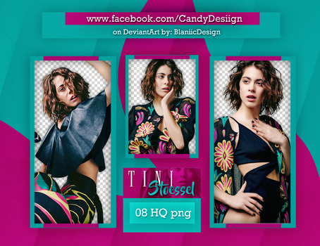 Tini Stoessel - png pack #54 by BlaniicDesign