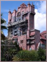 Twilight Tower of Terror by WDWParksGal