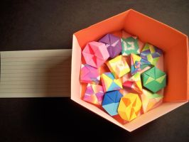Box Tops in a Box in Scale by JK-ALL-THE-TIME