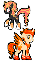 CLOSED ADOPTS by Buttzazzle