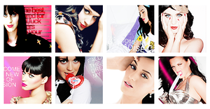 Katy Perry Icons by glambertemma