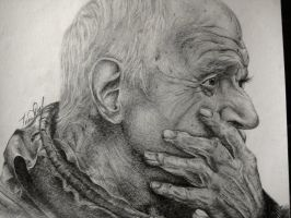 Old Man. by chiosxe
