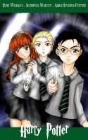 HP - New Trio by KamatariYaoi