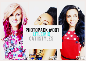 PHOTOPACK LITTLE MIX #001 by CatiiStyles