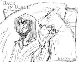 Back in Black - HP by lberghol