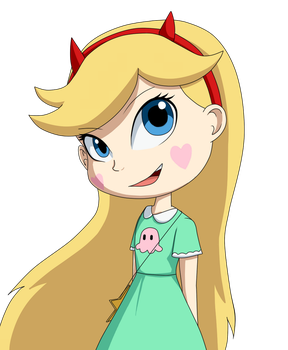 Star doodle by Tri-shield