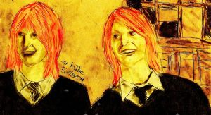 Long Live Fred and George by LestatDeBratPrince
