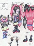 Amber the Bat: CONTEST ENTRY by Sonicemma