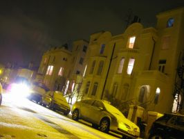 A Frosty Evening in Hove 2 by richardsim7
