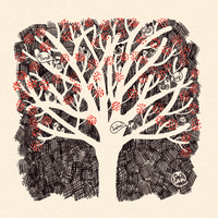 The Bohemian Tree- Landale by childrensillustrator