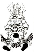 Galactus Commission by ToneRodriguez