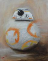 Ball Droid by Lootra