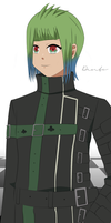 Dent is now Kent by Shiinsan23