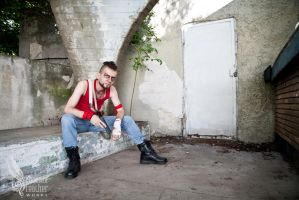 Vaas Montenegro Cosplay (Stance) by StevenCojo