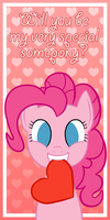 Very Special Somepony - Pinkie Pie by Happbee