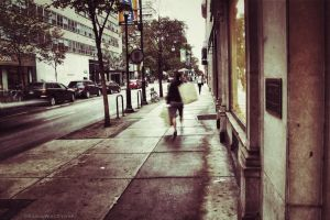 Philly streets by boldsoul