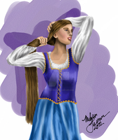 Ida, Prinsessen af Sverige by Little-Orca