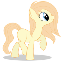 Caramel Cream (OC by TabbyPony) by romansiii